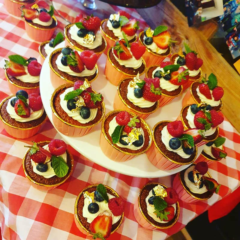 Roma Leicester Events Nibbles