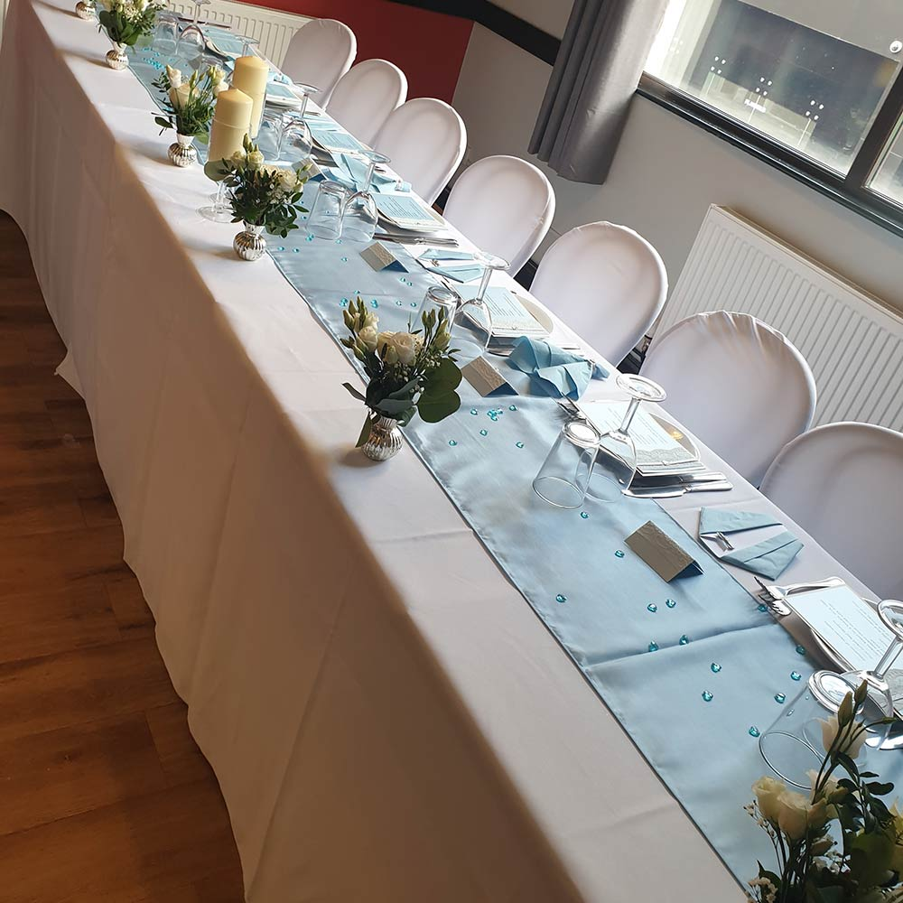 Rome Leicester Events - wedding reception