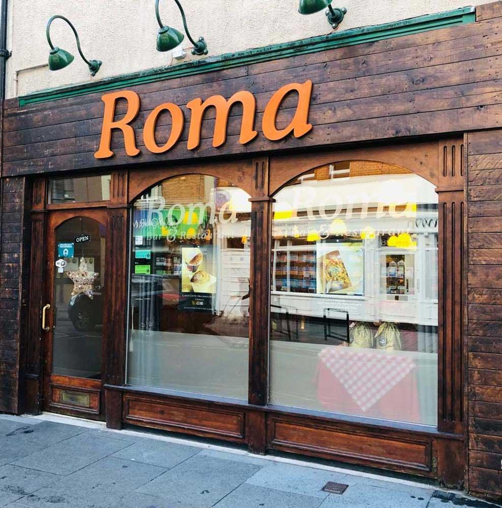 Roma Leicester Exterior